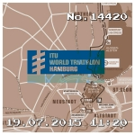 ITU World Triathlon Hamburg 2015